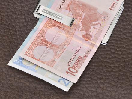 Geldbörsen, Kartenhalter