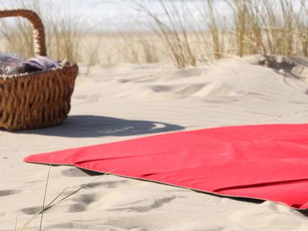 Picknick-Decken für den Strand oder Garten