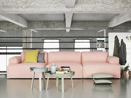 Muuto Wohnzimmer mit Rose Sofa