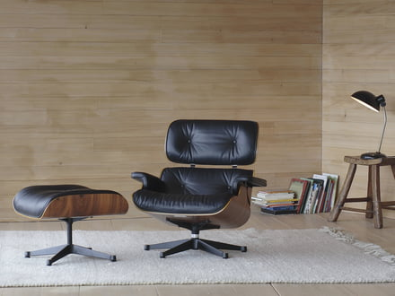 Eames Lounge Stoel : A passionate and informed eames collector eames office