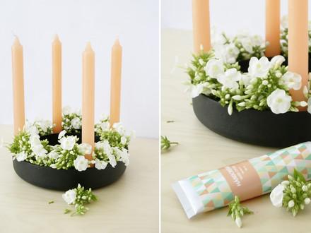 dekorieren mit schnittblumen rund um das jahr. Black Bedroom Furniture Sets. Home Design Ideas