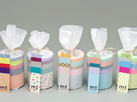 Masking Tape - in verschiedenen Sorten