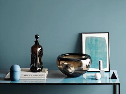 Holmegaard - Design Karaffe und Schale
