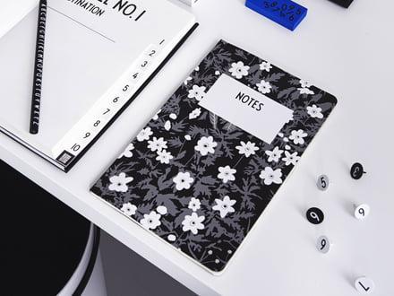 Notizbücher von Design Letters