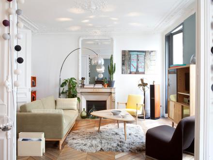 Wohntrend mix and match so geht 39 s - Farbkonzept wohnzimmer ...