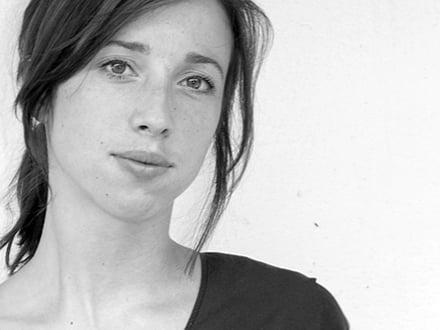 Die Designerin Milia Seyppel