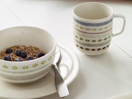 Design-Kaffeebecher der Sarjaton-Kollektion von Iittala