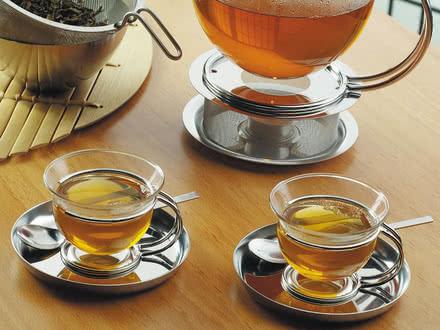 filio Teetasse & Untertasse von mono