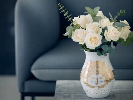 Vase Felicia von Bjørn Wiinblad