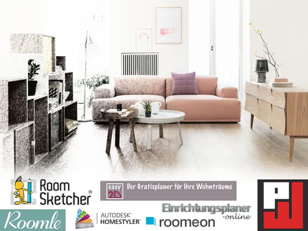 einrichtungsplaner im test kostenlose online tools. Black Bedroom Furniture Sets. Home Design Ideas