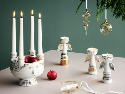 Kerzenständer kerzenhalter kaufen connox design shop