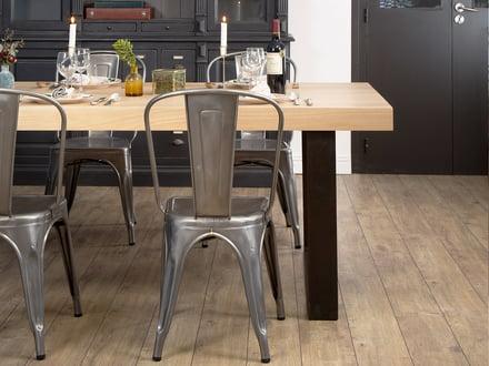 Metallstuhl: A Chair Indoor von Tolix