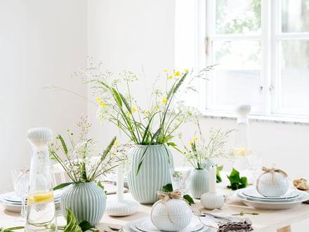 Kähler Design Vase: Hammershøi in Mint
