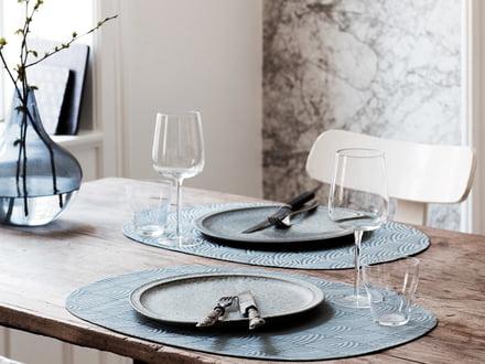 Nanna Ditzel Tischset von Georg Jensen Damask