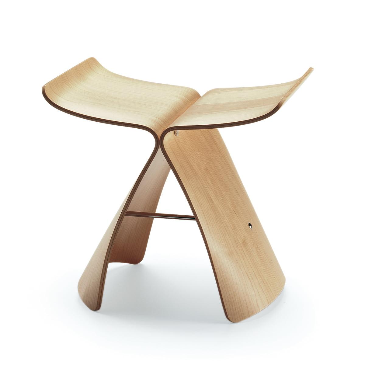 butterfly hocker von vitra connox. Black Bedroom Furniture Sets. Home Design Ideas