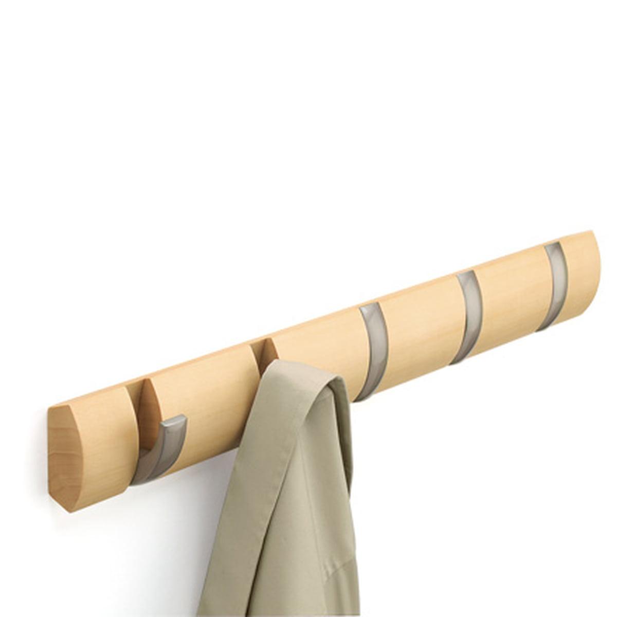 Flip Hook 5er Garderobenleiste Umbra Shop