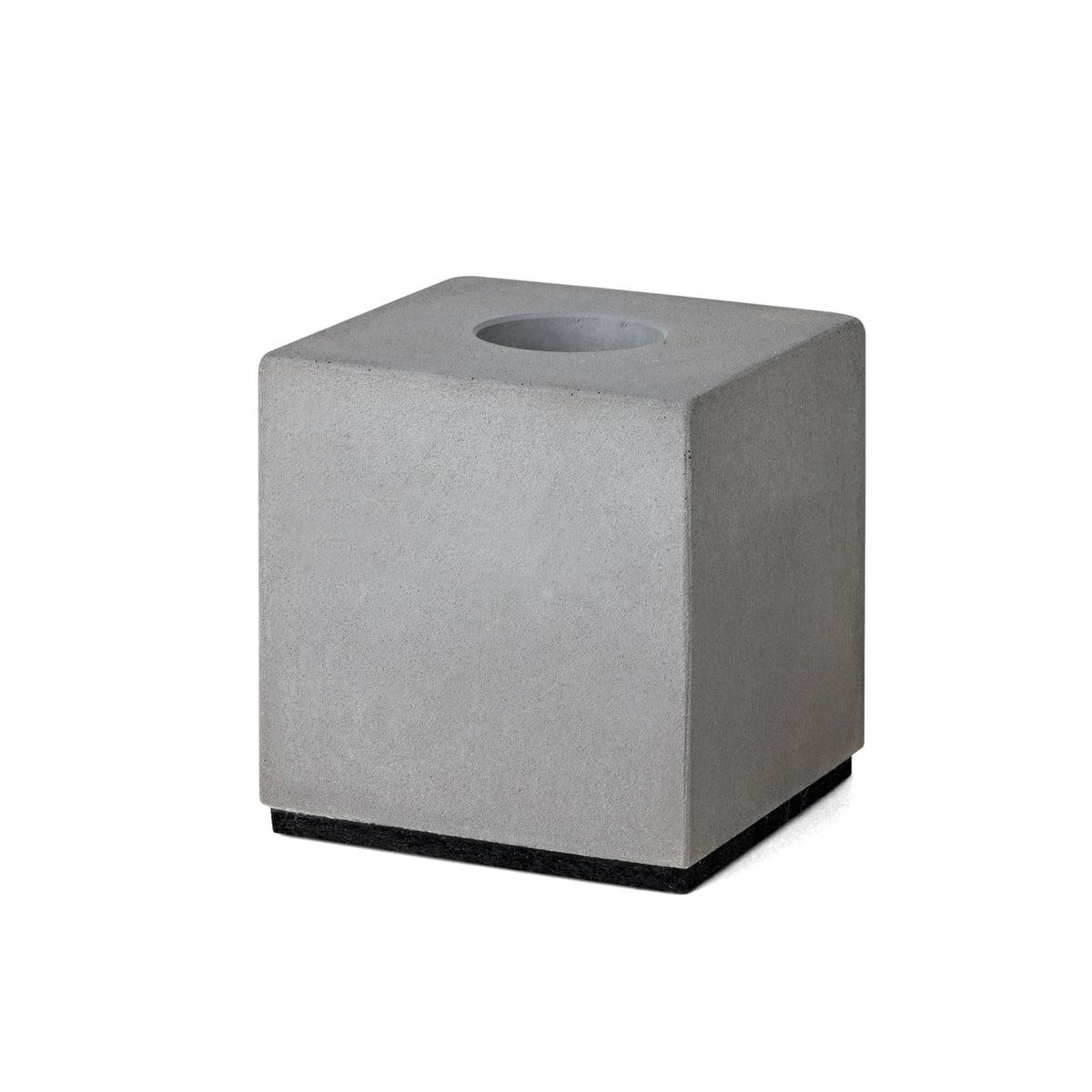block kerzenhalter korn produkte shop. Black Bedroom Furniture Sets. Home Design Ideas