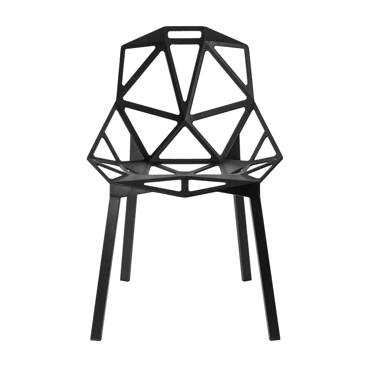 chair one stapelstuhl von magis connox shop. Black Bedroom Furniture Sets. Home Design Ideas