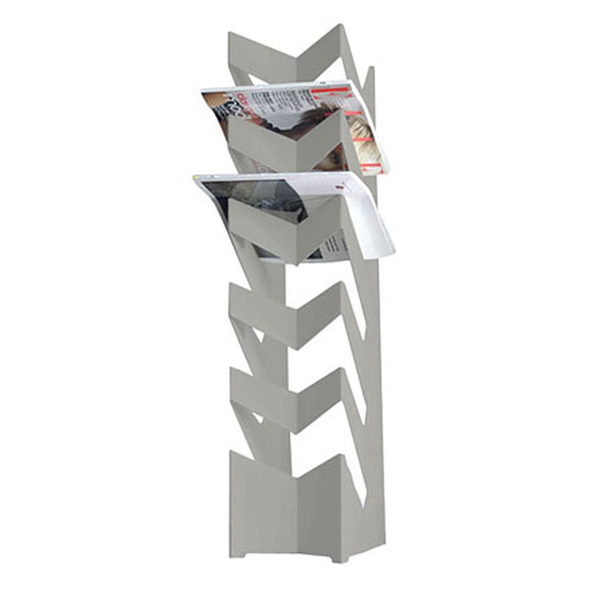 zeitungshalter news boden von radius design. Black Bedroom Furniture Sets. Home Design Ideas