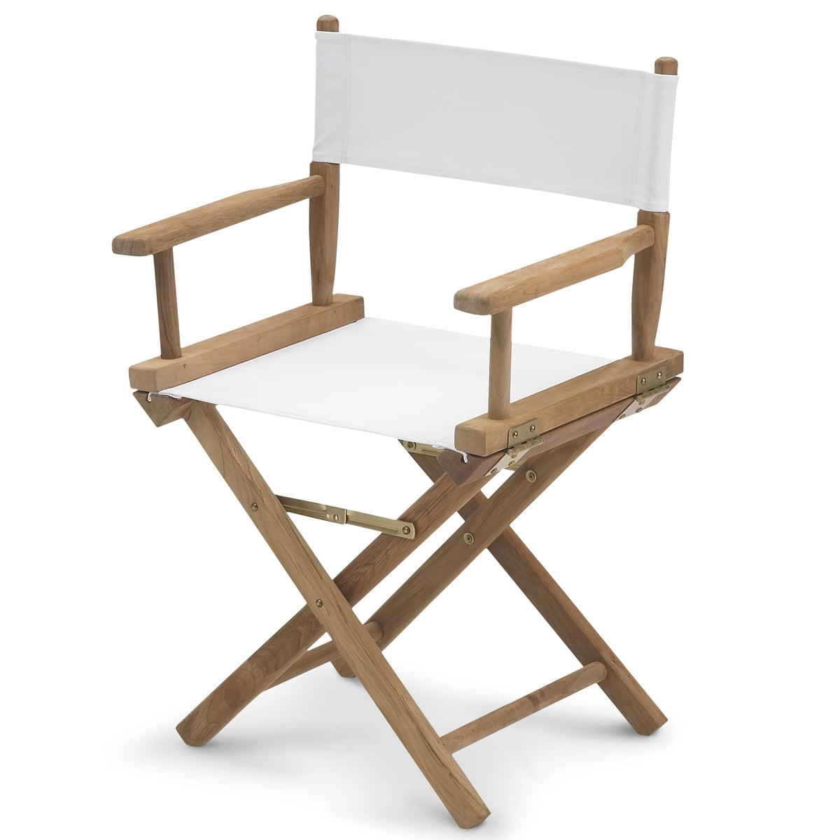 directors chair von skagerak im design shop - Einfache Dekoration Und Mobel Kuchenutensilien Mit Schickem Design