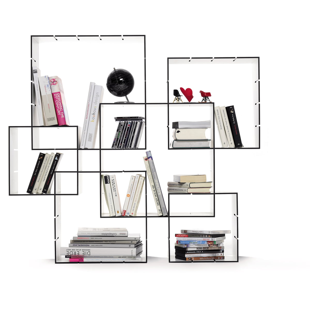 m ller m belwerkst tten konnex regalsystem. Black Bedroom Furniture Sets. Home Design Ideas