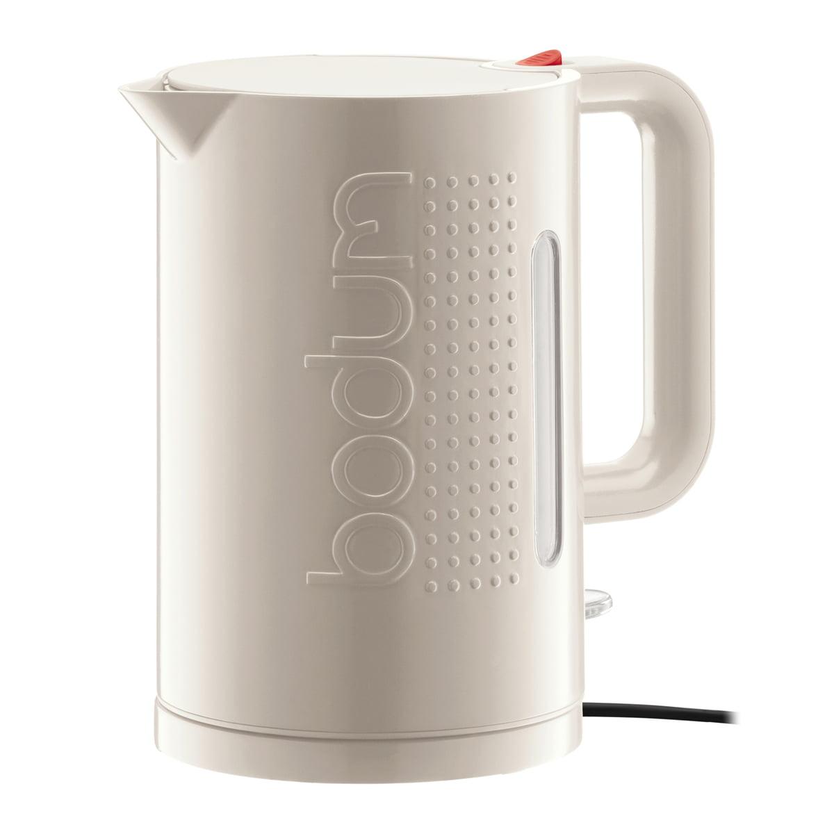 Bodum Wasserkocher bodum bistro elektrischer wasserkocher 1 5l