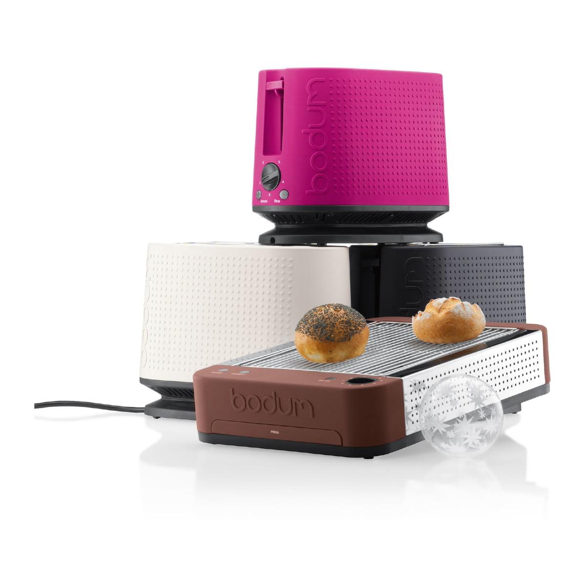 bistro toaster von bodum online kaufen. Black Bedroom Furniture Sets. Home Design Ideas
