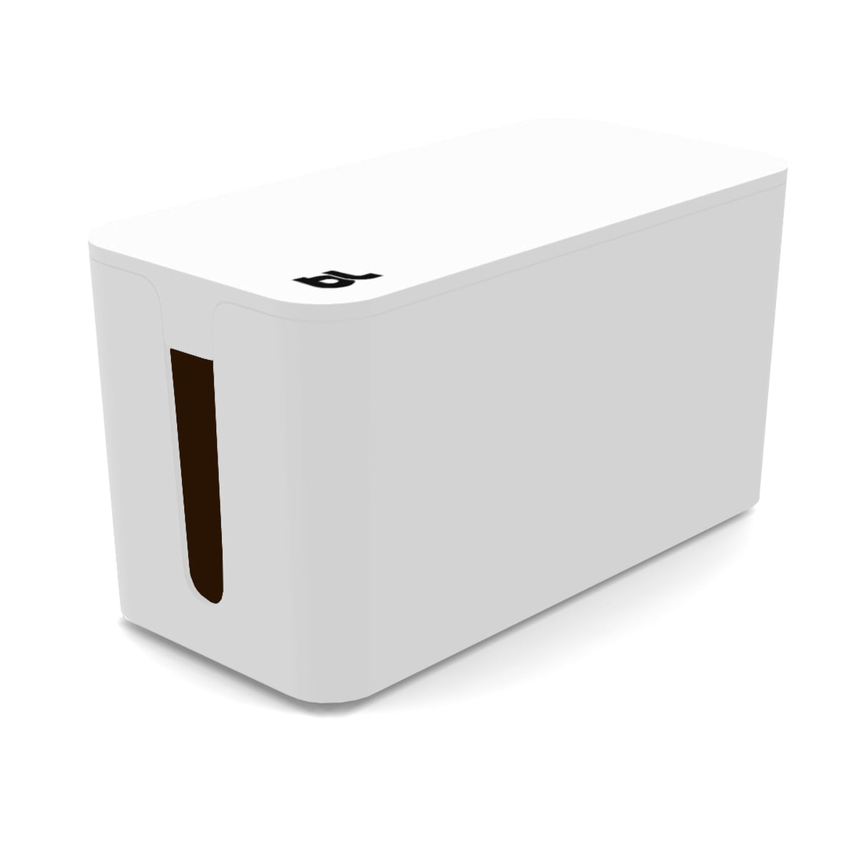 Bluelounge Cable Box Mini   Weiss