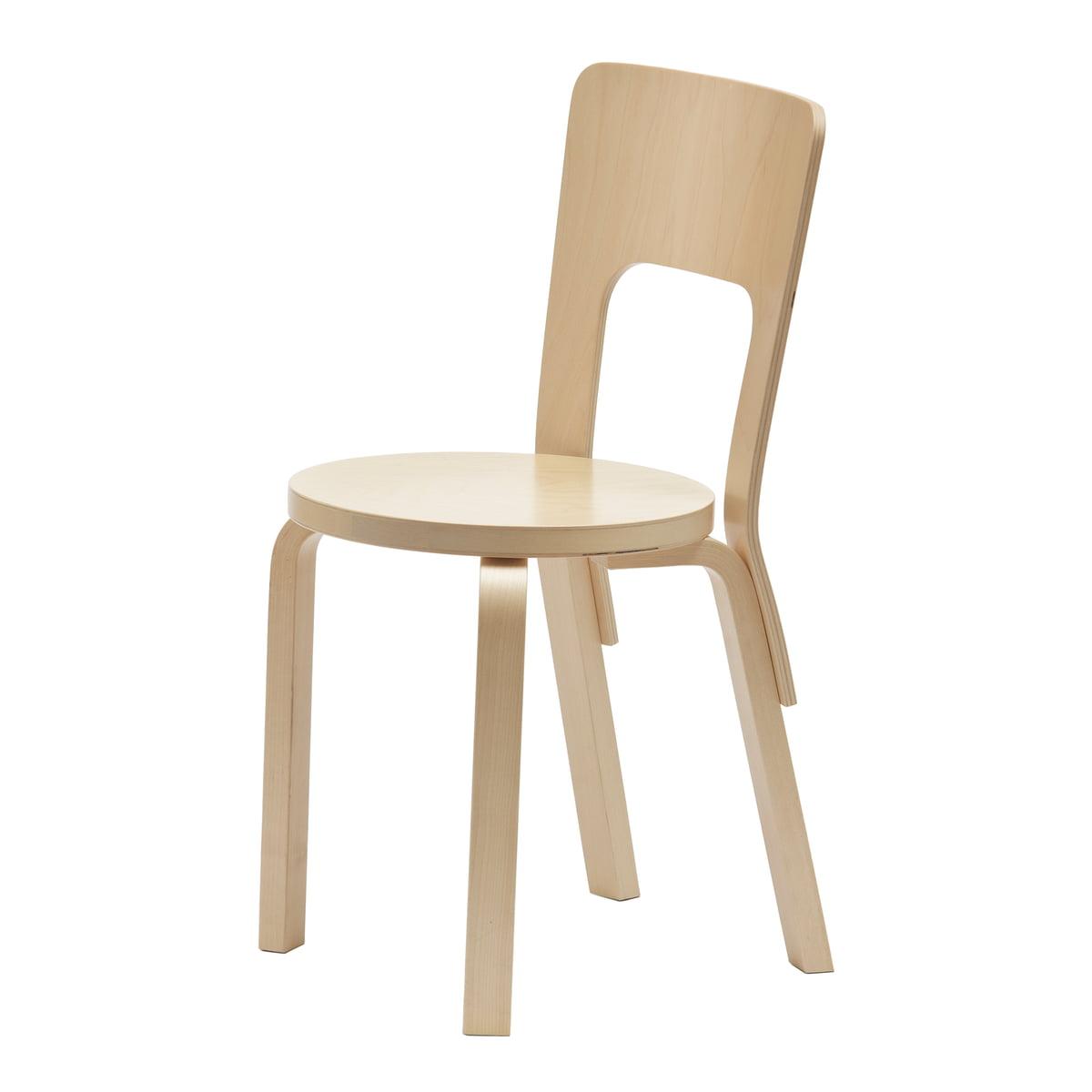 Stuhl 66 von Artek im Shop kaufen