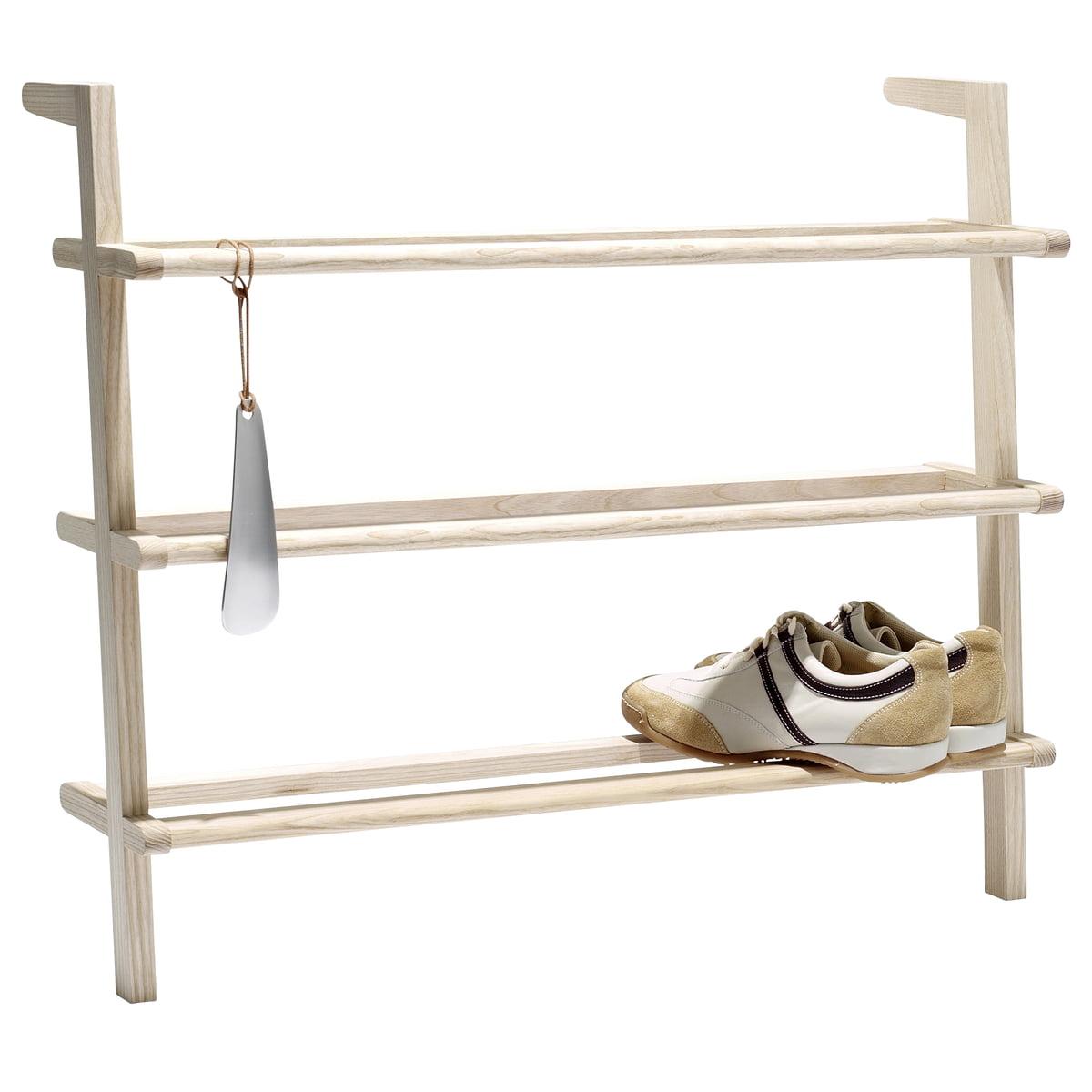 schuhregal gaston side by side shop. Black Bedroom Furniture Sets. Home Design Ideas