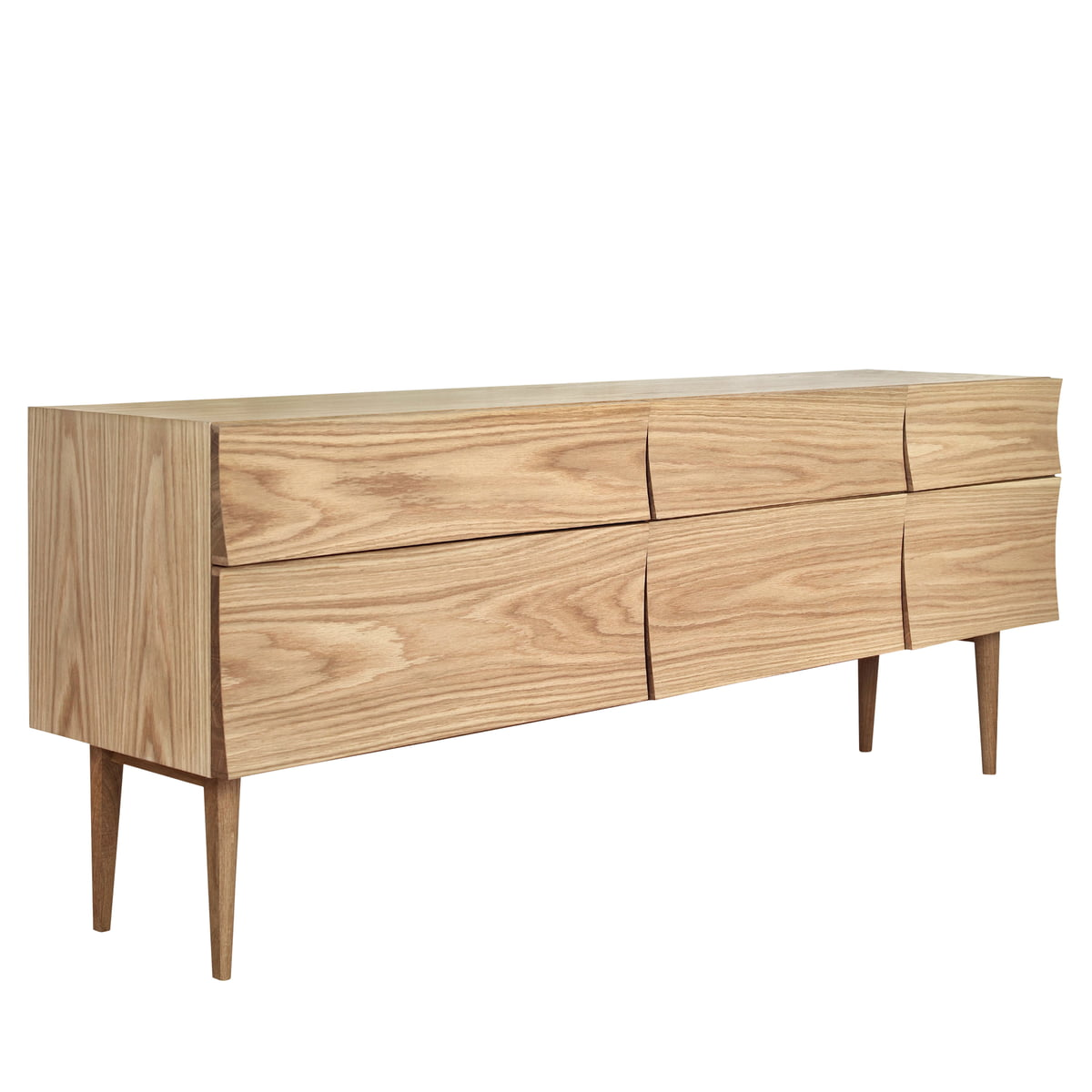 reflect sideboard von muuto im design shop. Black Bedroom Furniture Sets. Home Design Ideas