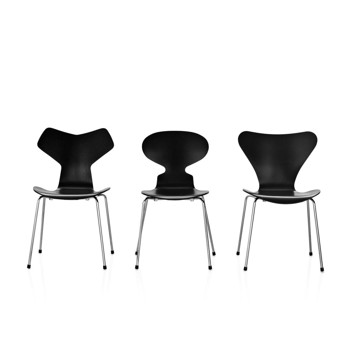 Arne Jacobsen Ameise fritz hansen grand prix stuhl im shop