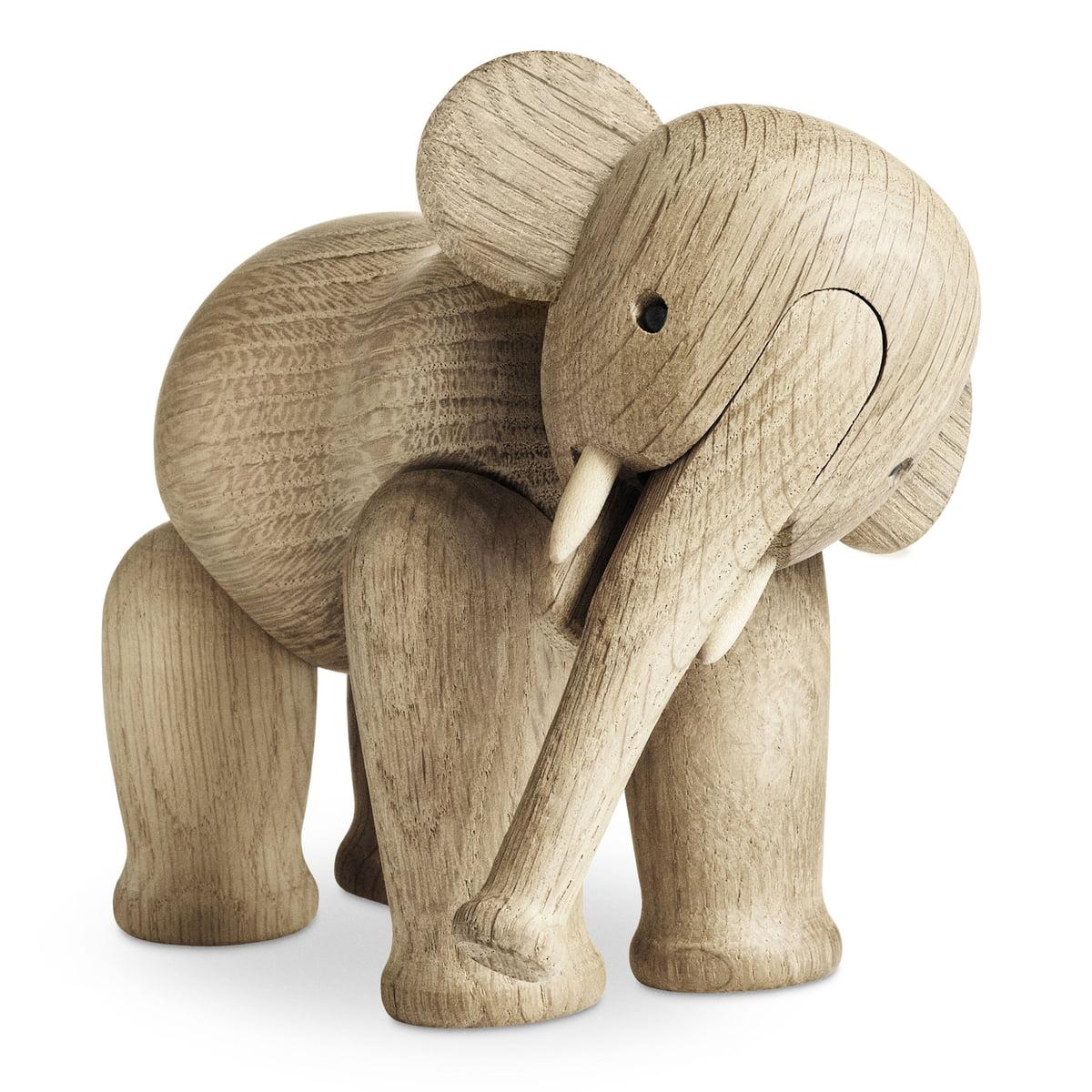 Holz-Elefant von Kay Bojesen | Connox Shop