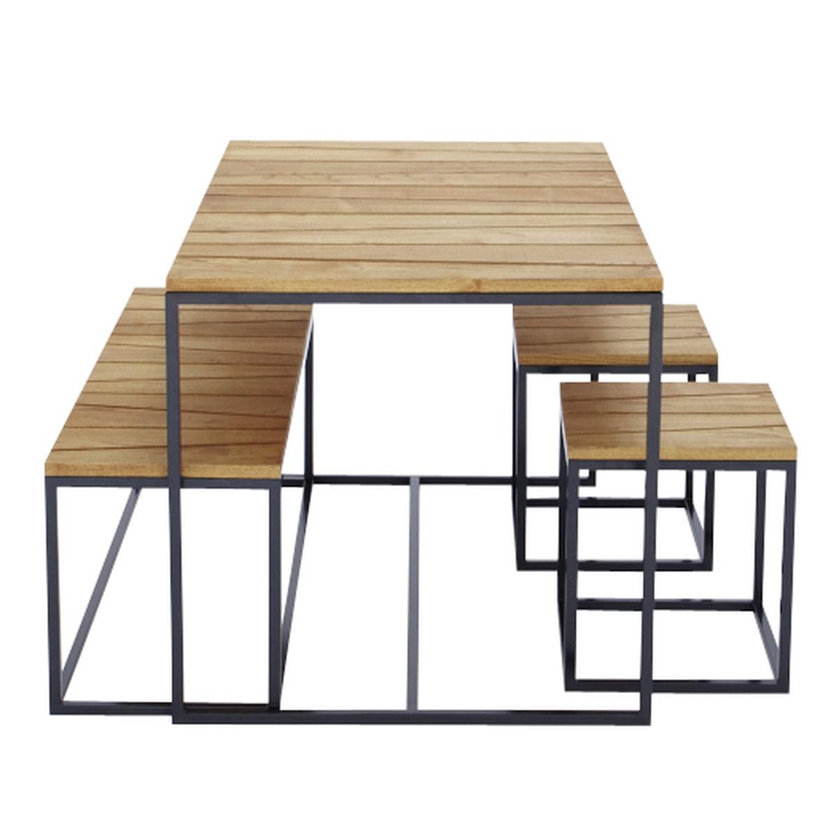 Tischgruppe Alois   Jan Kurtz   Shop