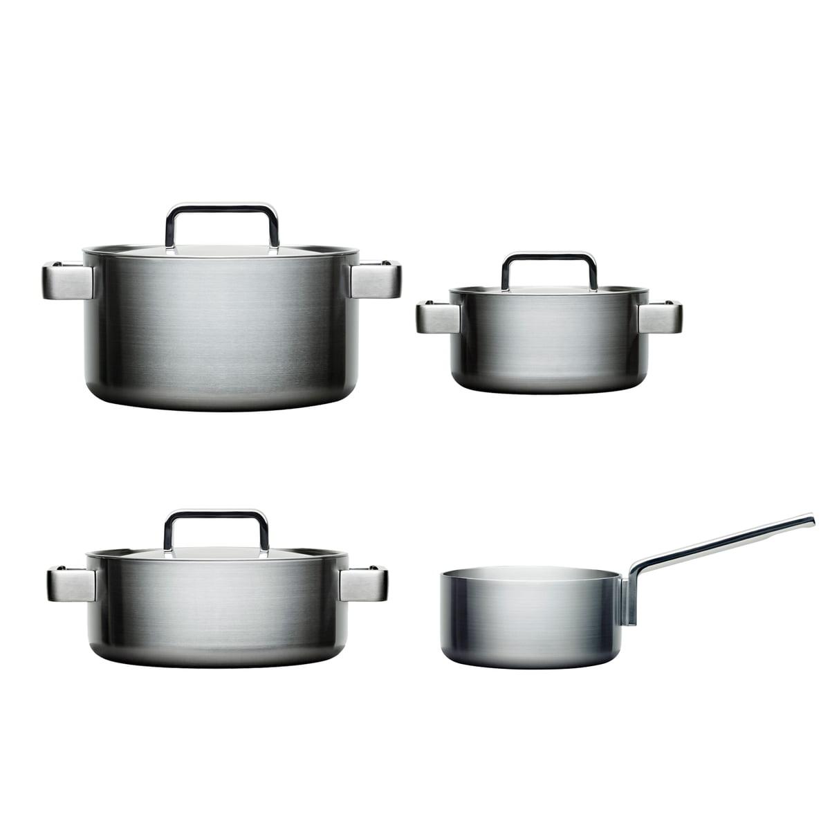 Setverpackung Tools Koch-Töpfe von Iittala