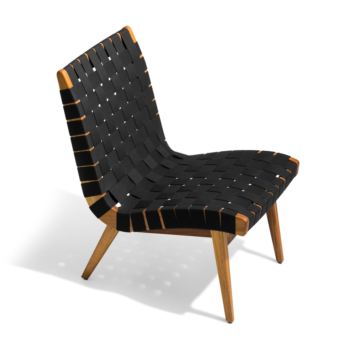 risom lounge sessel von knoll connox. Black Bedroom Furniture Sets. Home Design Ideas