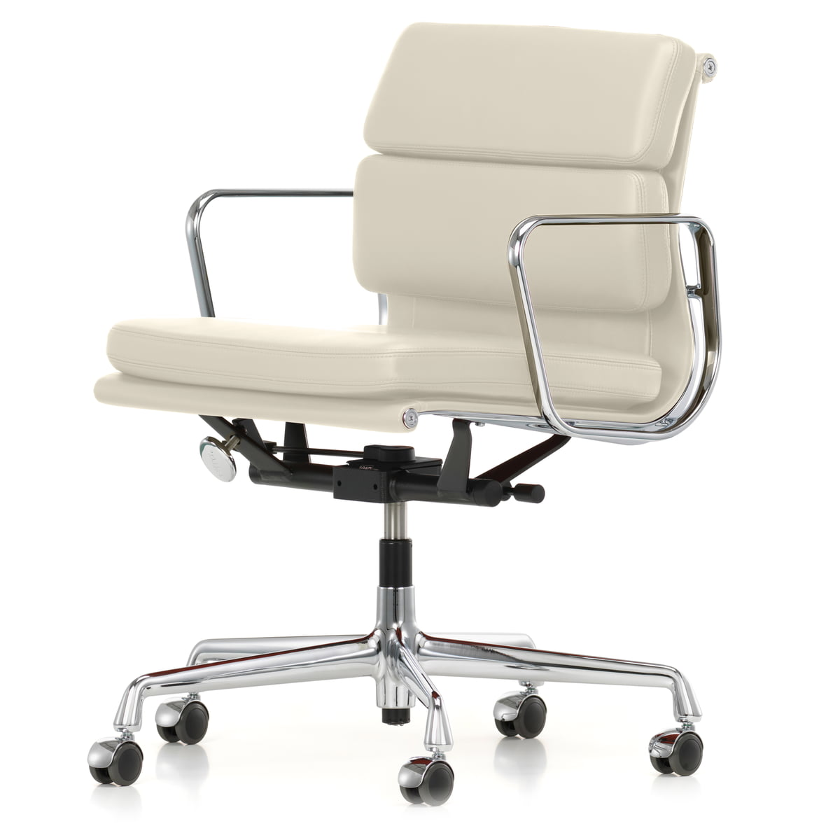 soft pad chair ea 217 b rostuhl von vitra connox. Black Bedroom Furniture Sets. Home Design Ideas