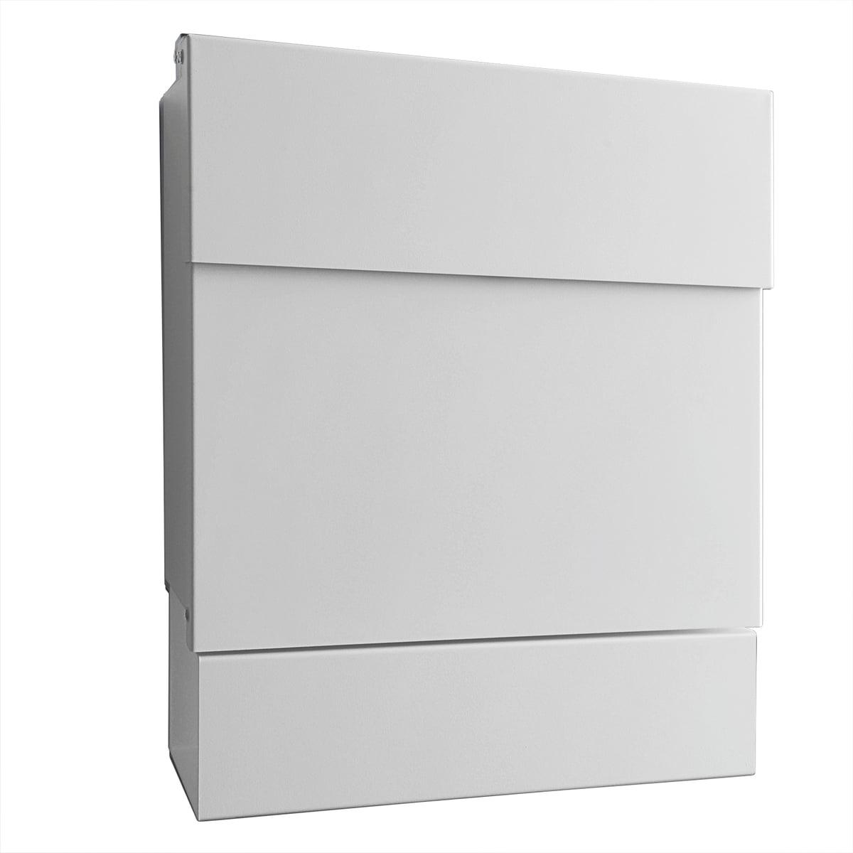 Briefkasten Radius briefkasten letterman v mit zeitungsrolle radius design connox