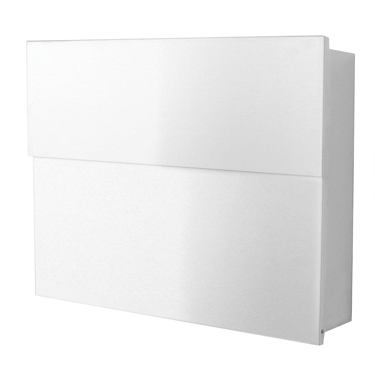 Radius Design - Briefkasten Letterman XXL II, weiß