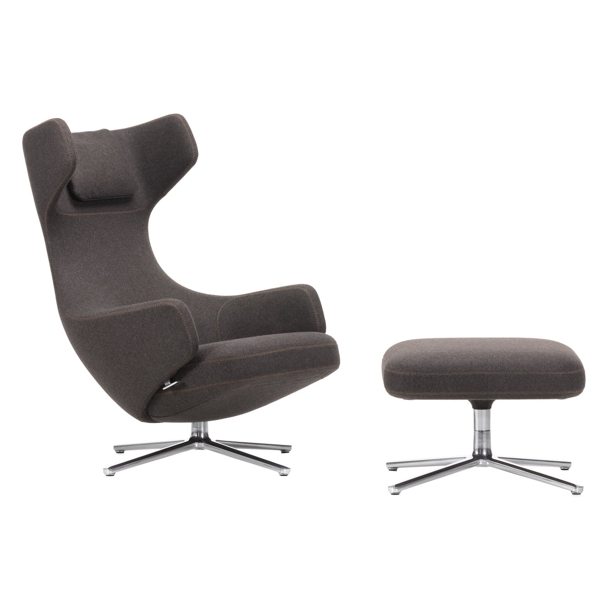 Grand repos sessel von vitra shop for Sessel vitra