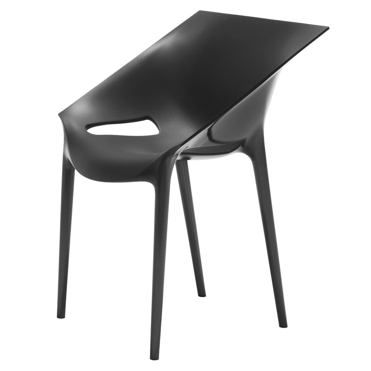 dr yes stuhl kartell shop. Black Bedroom Furniture Sets. Home Design Ideas