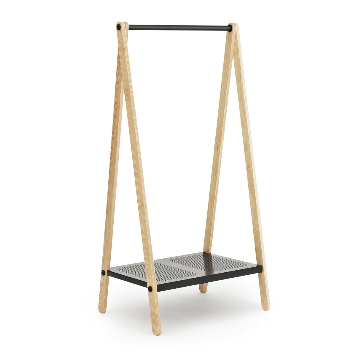 Toj garderobenst nder von normann copenhagen for Ikea porta abiti