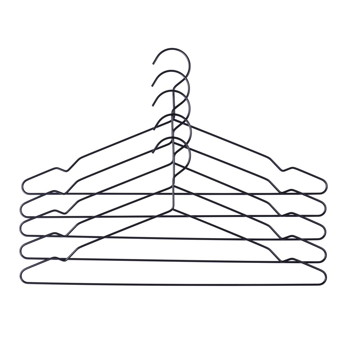 Hang Kleiderbügel Set von Hay | Connox Shop