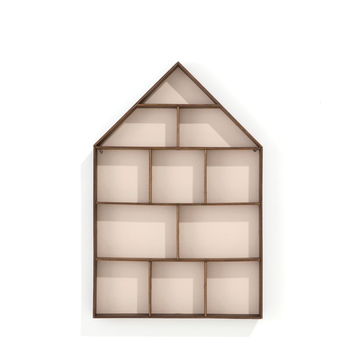 das the dorm regal von ferm living im shop. Black Bedroom Furniture Sets. Home Design Ideas