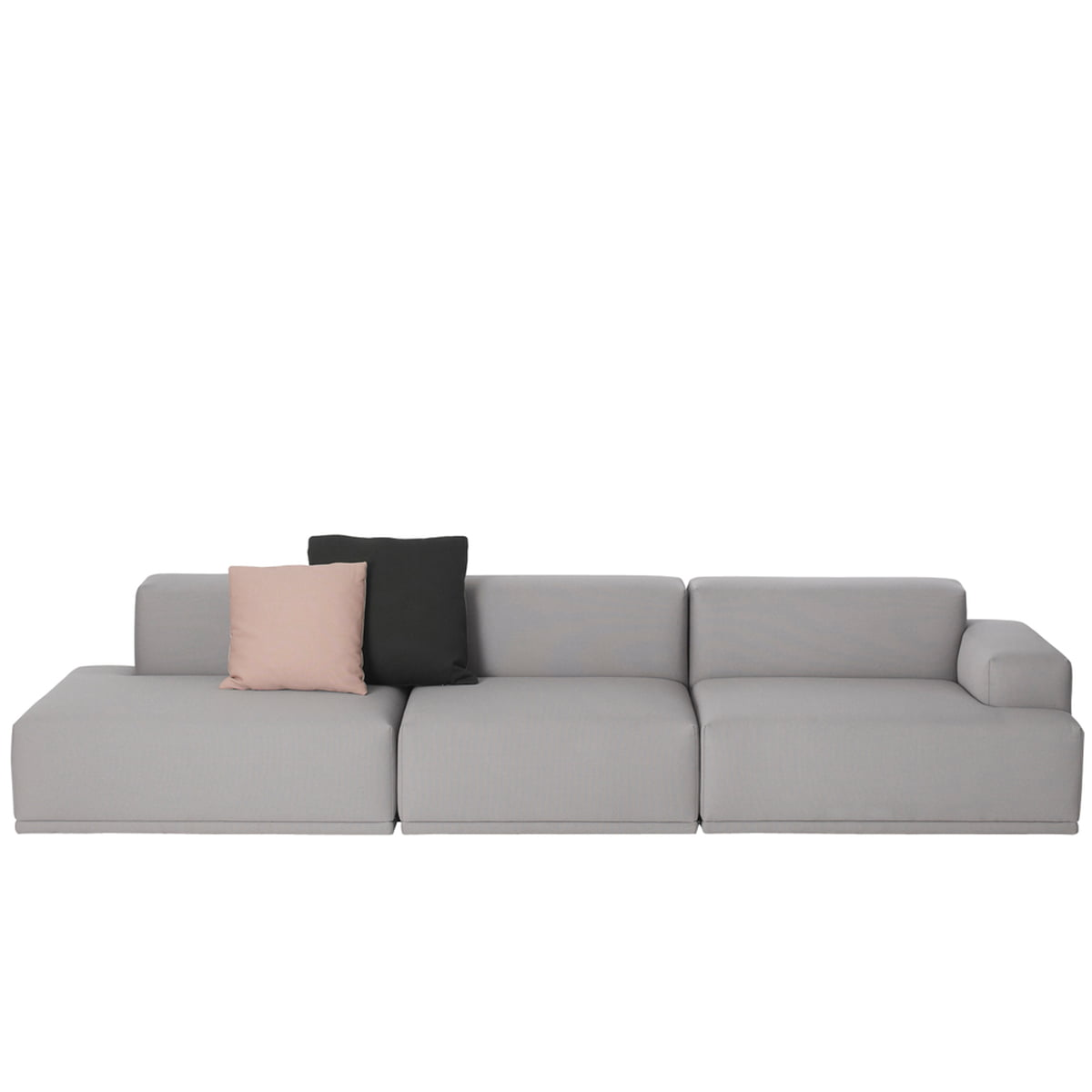 Sofa runde form  Connect Sofa | Muuto | Shop