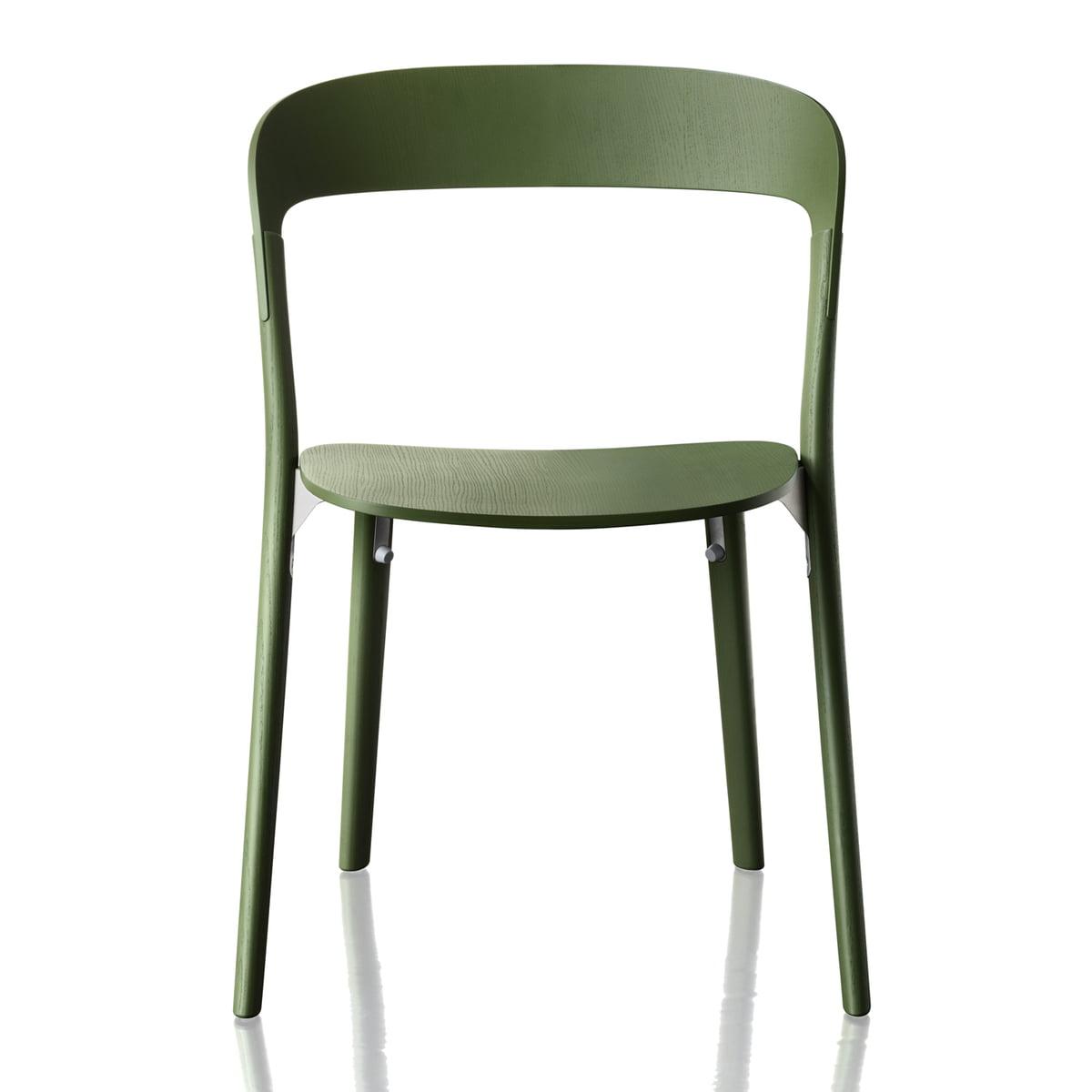 Der Pila Stuhl Von Magis Im Wohndesign Shop
