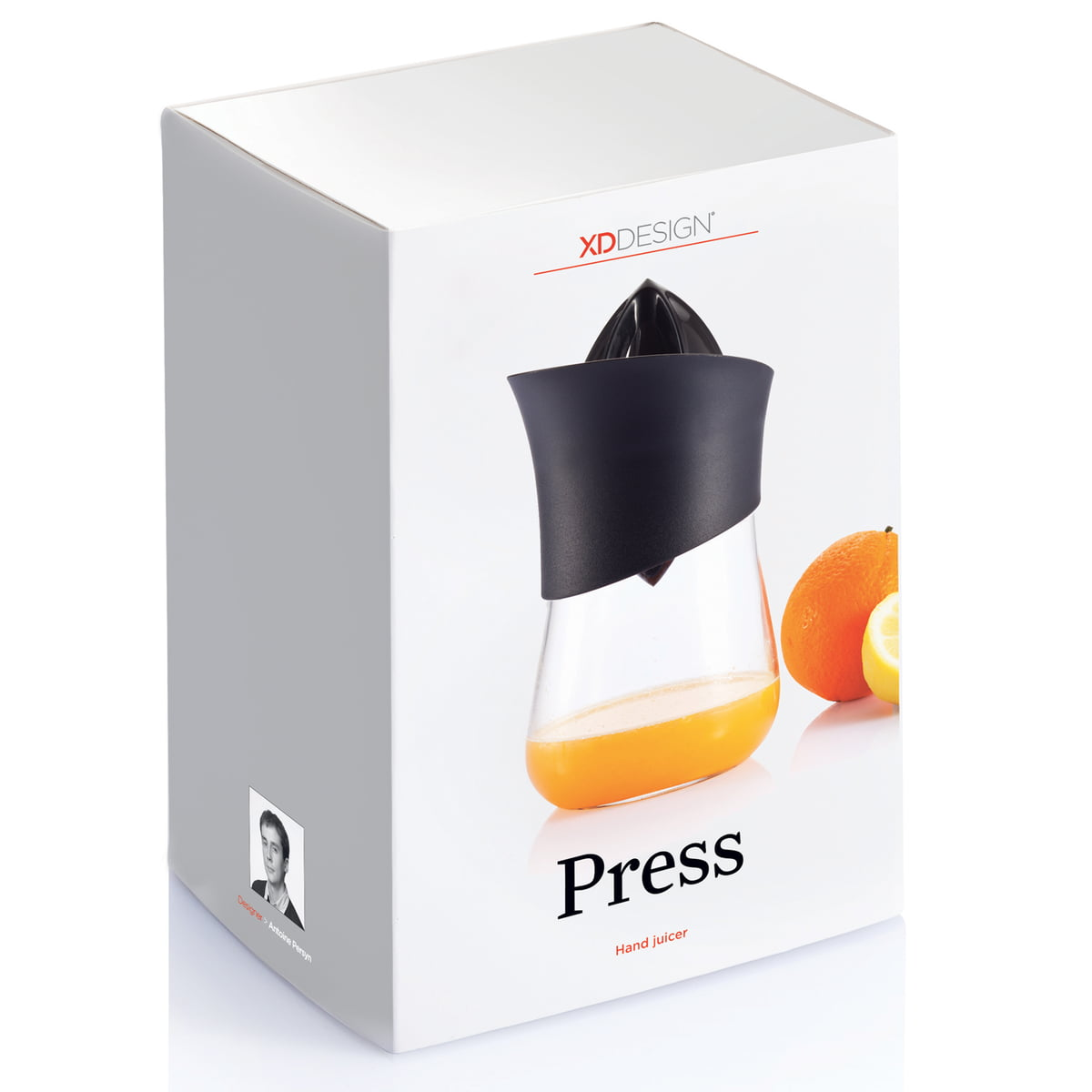 Press saftpresse von xd design im shop for Design im shop