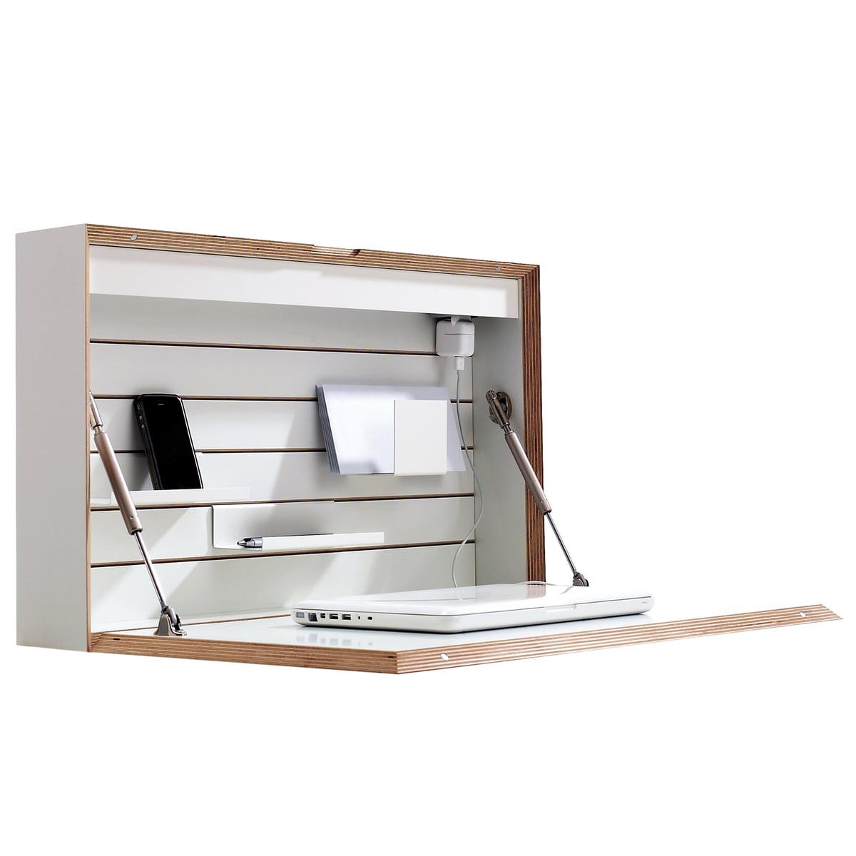 Flatbox Sekretär von Müller Möbelwerkstätten   Connox