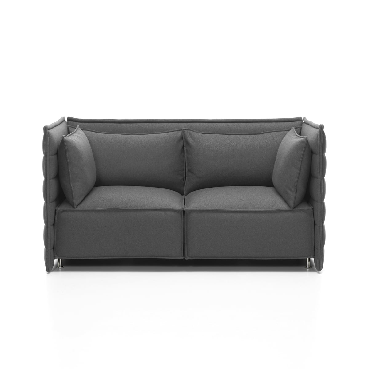 alcove plume sofa von vitra im shop. Black Bedroom Furniture Sets. Home Design Ideas