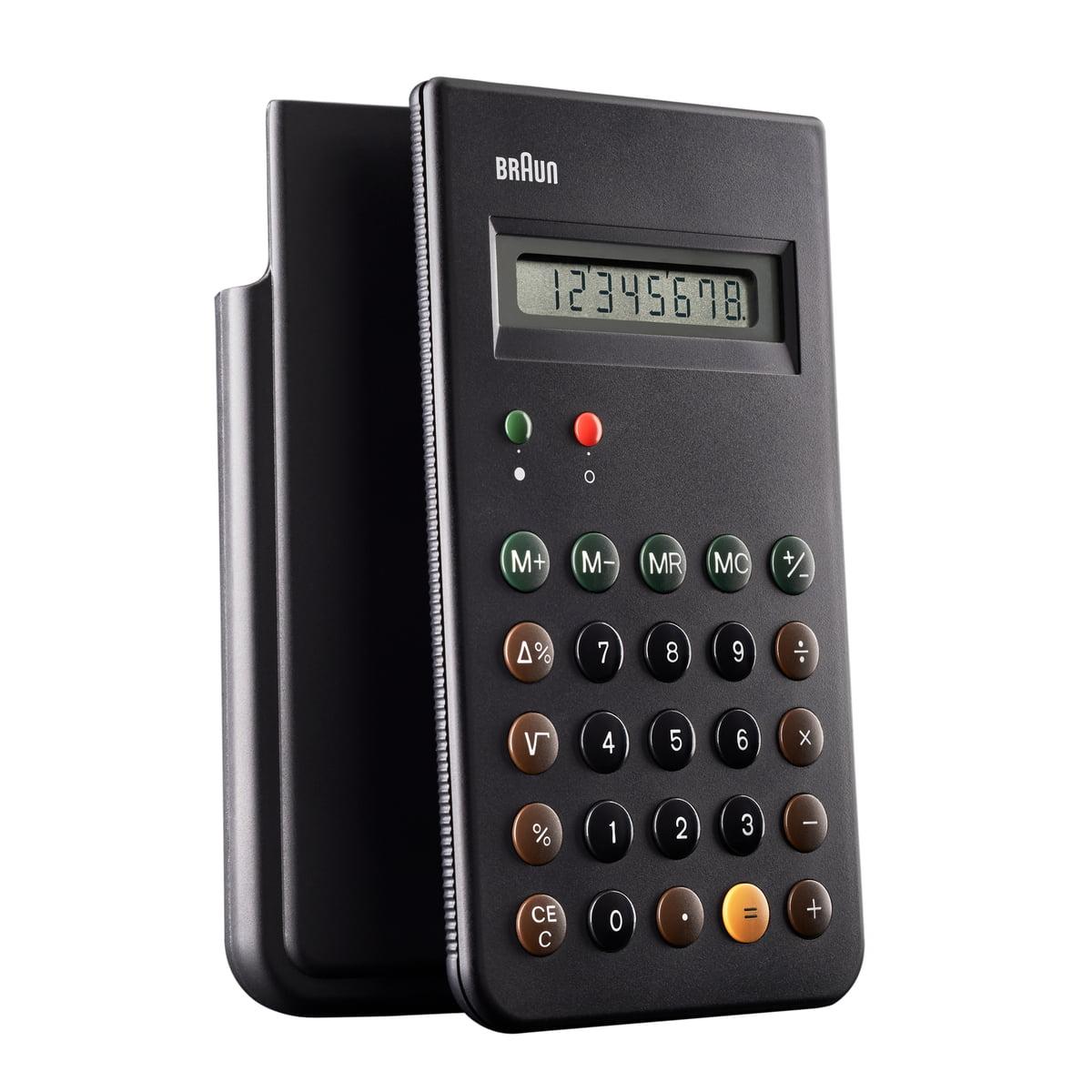 Der Taschenrechner Bne001bk Von Braun
